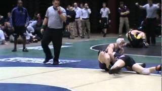 2011-2012 Olivet College Wrestling Highlights