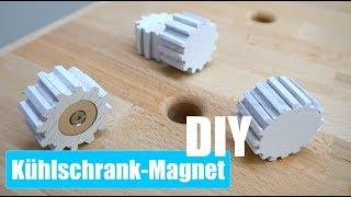 ✅ Kühlschrank - Magnete selber mit der Bandsäge machen - DIY -