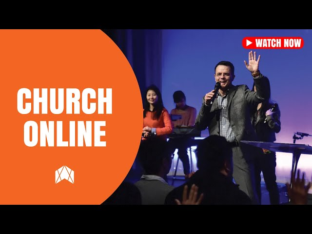 THE POWER OF ONE WORD - SUNDAY 29TH NOV - CHURCH ONLINE