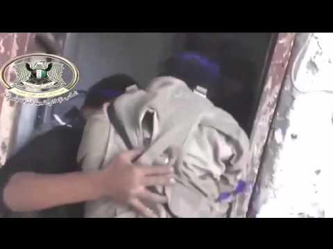 Боевики ИГИЛ попали