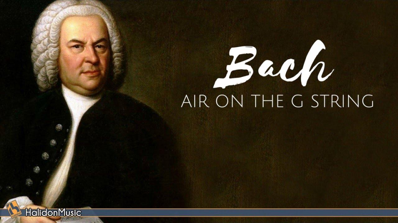 Bach Air Piano