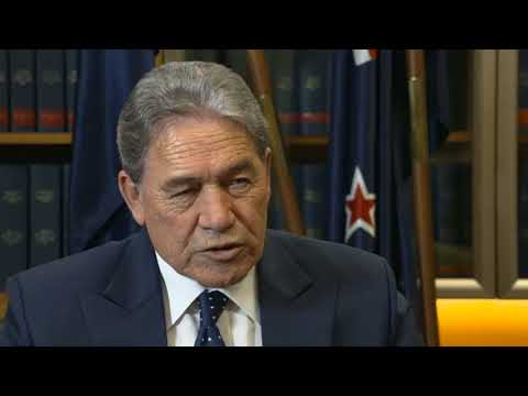 Q+A with Racing Minister Winston Peters