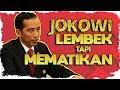Jangan Ragu dengan Jokowi. Jokowi Itu Tidak Lemah, Justru Musuh Paham Betul Akan Hal ini.