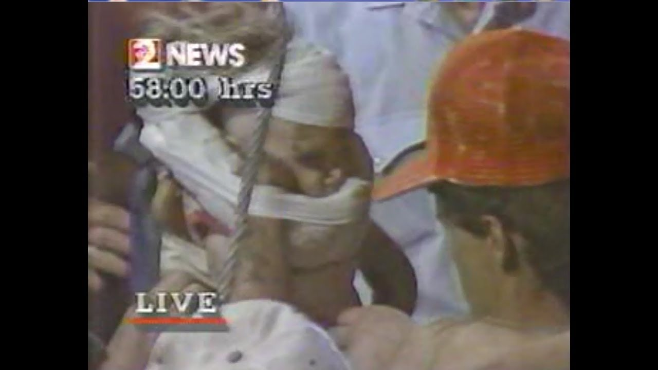 Baby Jessica Rescued From Water Well Local Coverage 1987 Youtube