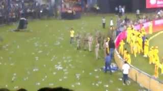 India Vs. Southafrica 2nd T20 Incident at Barbati stadium,Cuttack - video HD 2015