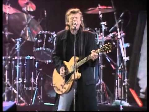 Brian Adams & Dave Edmunds -  The Wanderer -  Princes Trust -  1987