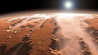 Самые странные аномалии на Марсе возможно связаны с жизнью! Документальный фильм про Марс