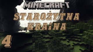 Minecraft: Starożytna Kraina #4 - Najazd na Nether ! /w LJay