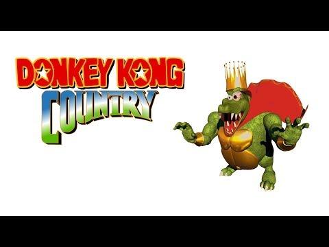 DONKEY KONG COUNTRY #6 - O FINAL... Fui Trollado Fortemente!