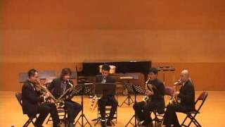 Higgledy - Piggledy / Tough Wings Saxophone Ensemble