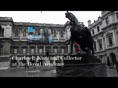 Exhibition Review - Charles I: King and Collector at the Royal Academy
