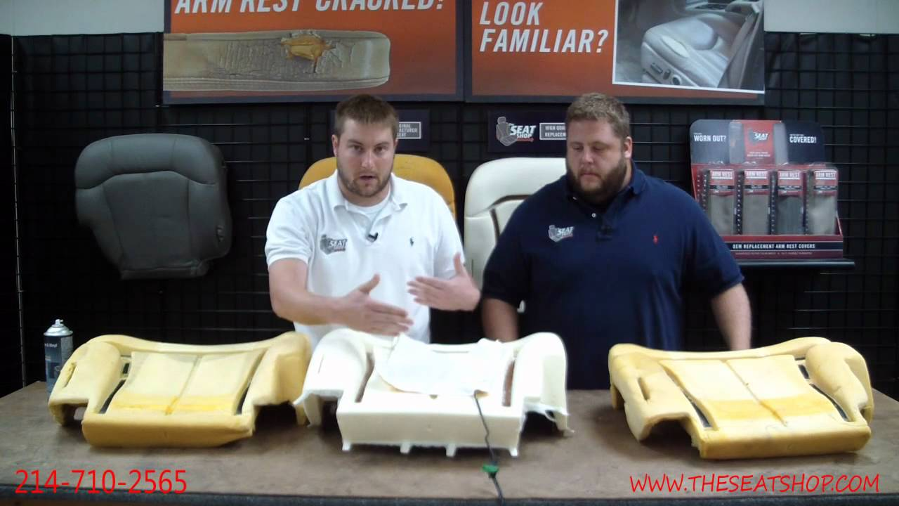 The Seat Shop S Durofoam Seat Cushion For Chevy