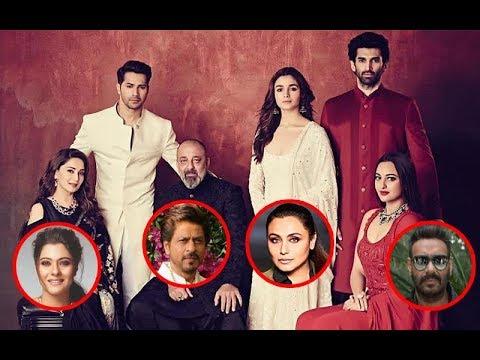 DID YOU KNOW: Karan Johar Initially Wanted Shah Rukh Khan, Ajay Devgn, Kajol, Rani Mukerji In Kalank