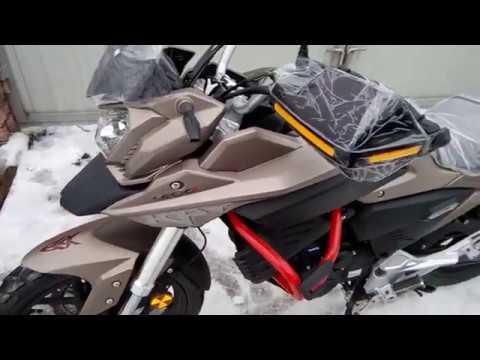 Lifan KPT (LF200-10L) новый!