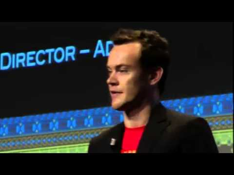 Aduna Co-Founder Andrew Hunt speaks about baobab at IHT Luxury 2012 'The Promise of Africa'