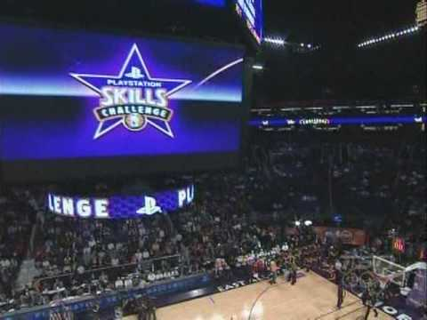 NBA PlayStation Skills Challenge 09 Full Broadcast Part 1