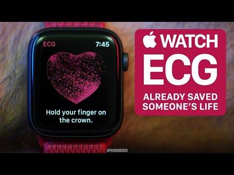 Apple Watch ECG Already Saved Someone's Life [4K]