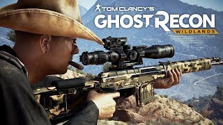Ghost Recon Wildlands: Stealth Takedown Gameplay