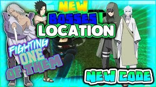 [NEW CODE!] SHOWCASING ALL THE NEW BOSSES+LOCATION!  86 UPDATE NEW BOSS MISSIONS!  ROBLOX NRPG- Beyond