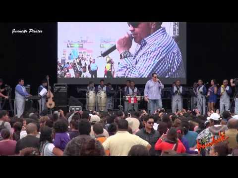 Sonambulo   Tito Nieves  En  El Real Felipe Del Callao