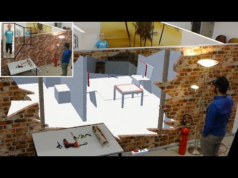 Augmented reality based drone control using HoloLens: Drone-Augmented Human Vision
