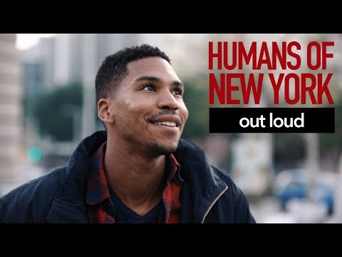 Humans of NY Out Loud: The National Guard