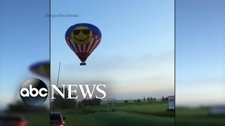 Hot Air Balloon Crash | 16 People Die in Texas