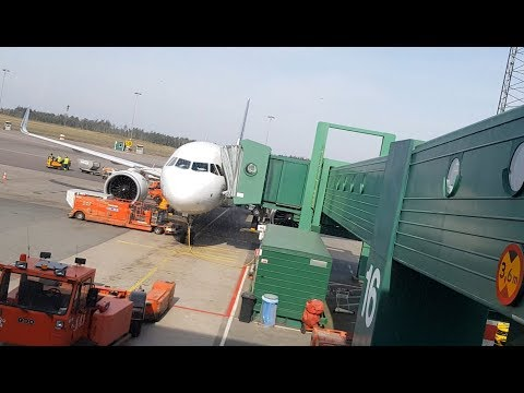 TRIPREPORT | Lufthansa Airbus A320neo Economy | Frankfurt - Gothenburg