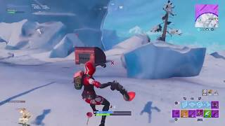 Fortnite zipline bug