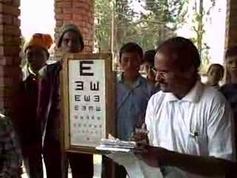 Nepal Red Cross Society Surkhet Eye Clinic
