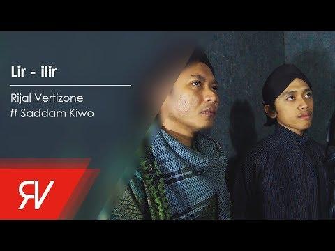 Rijal Vertizone - Lir Ilir Ft Saddam Kiwo (Official Video Lirik)