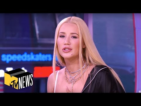 Iggy Azalea Throws Some V-Day Shade 😎 at Nick Young | I Did It | TRL Weekdays at 4pm