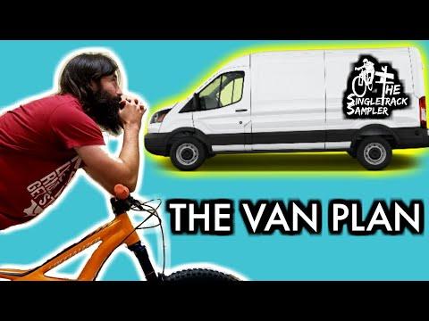 THE VAN PLAN!! (and story behind it)