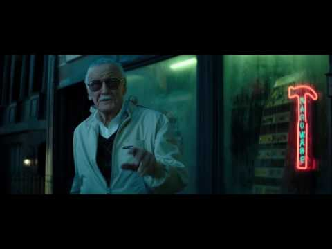 Película Deadpool 2 (2018) Teaser Trailer Subtitulado