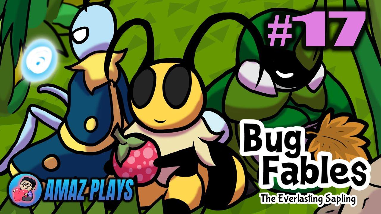 Bug Fables - P. 17 / Amaz Plays