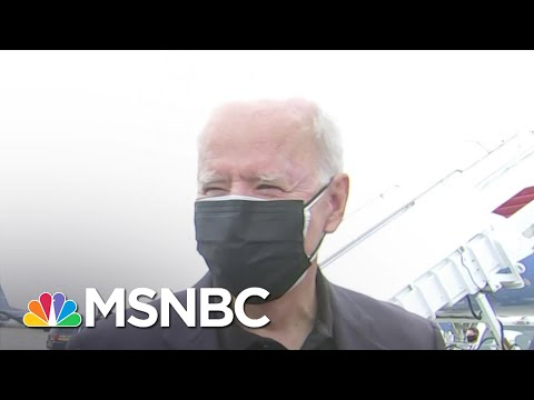 Biden On Massacre in Myanmar: 'It's Terrible. It's Absolutely Outrageous' | MSNBC