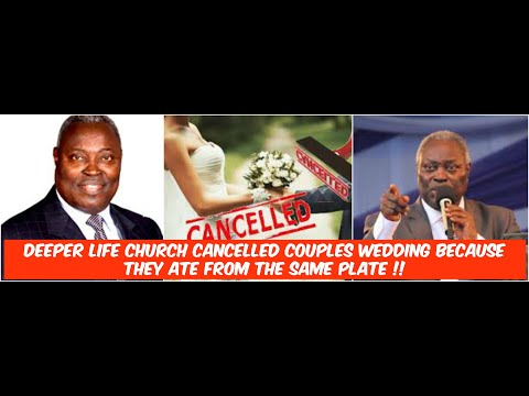 deeper-life-pastor-cancels-wedding-because-couple-ate-together!!