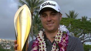 Highlights | Justin Thomas completes the Hawaiian swing at Sony