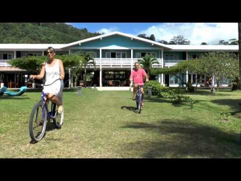 Raiatea Lodge Hotel - Raiatea hotel charming and quiet