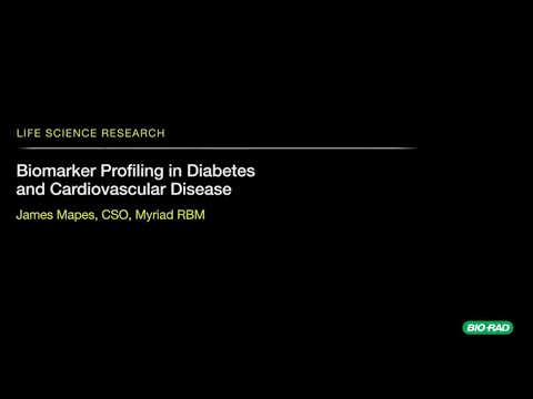 Biomarker Profiling in Diabetes and Cardiovascular Disease