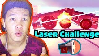 សាកអាវុធLaserលើកដំបួង|Laser challeng C.A.T.S Gameplay Khmer Gamer|VPROGAME