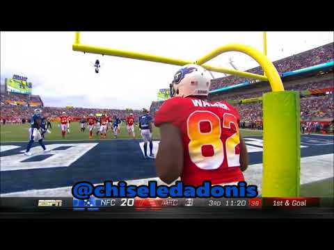 NFL 2018 Probowl Game Highlight Commentary