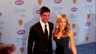 2011 Brownlow Medal 'blue Carpet' Commentary With Deano