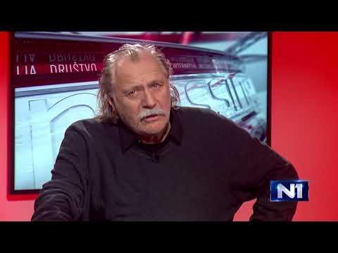 Pressing: Gost Rade Serbedzija 26.12.2017