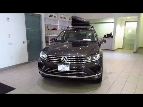 16 Touareg Lux TDI Walk Around with Jeff