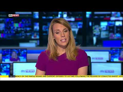 Rebecca Williams pres links/interviews - Sky News - 9.1.2018 1200