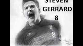 Steven Gerrard (Graphite Pencil Arts)