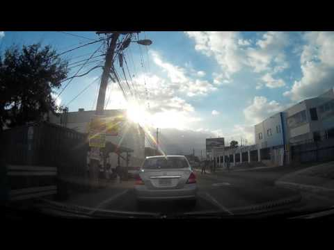 Driving in Jamaica - Barbican To Portland - Day to Night