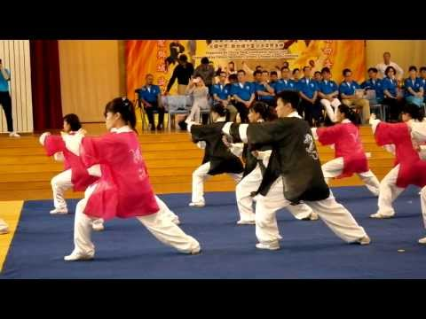 Chen Style Taichi Group Demonstration