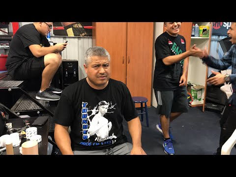 Robert Garcia In Camp Shares Funny Story On Bon Bon Getting Caught By His Mom
